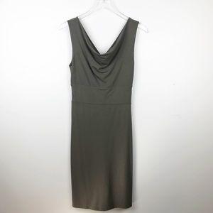 Ann Taylor - Sleeveless Cowl Neck Dress
